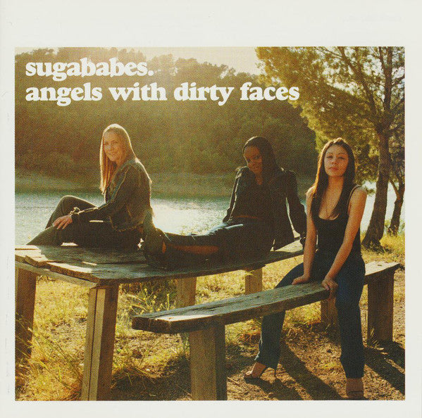 Sugababes - Angels With Dirty Faces (CD, Album) - USED
