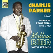 Charlie Parker - Mellow Bird With Strings (CD, Comp) - USED