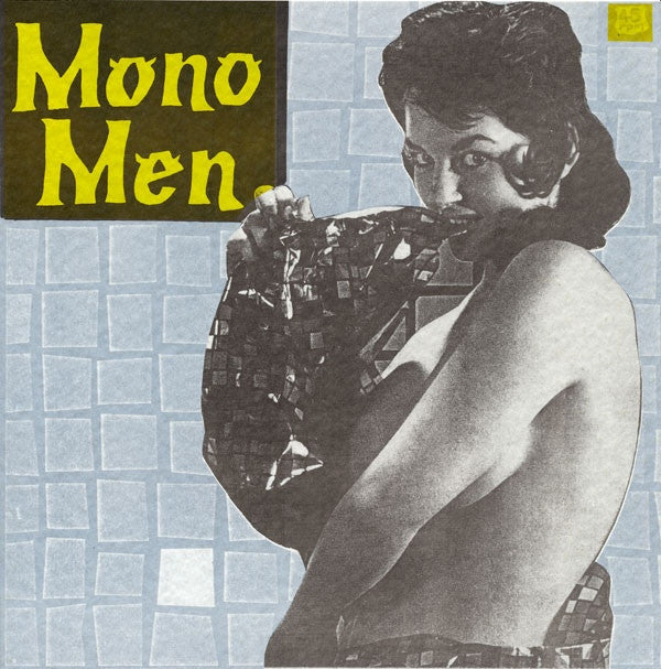 "The Mono Men - Waste O' Time (7"", Single) - USED"