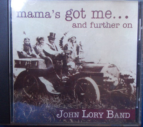 John Lory Band - Mama's got me... and further on (CD, MiniAlbum) - NEW