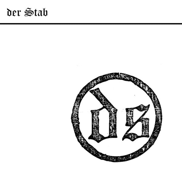 "Der Stab - Tracers / It's Grey (7"") - NEW"
