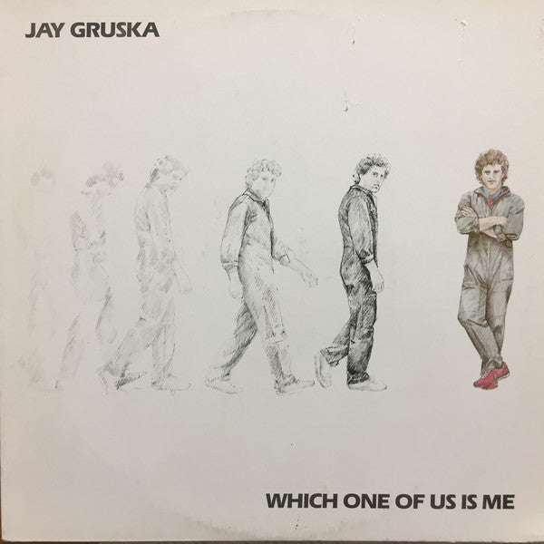 Jay Gruska - Which One Of Us Is Me (LP, Album) - USED