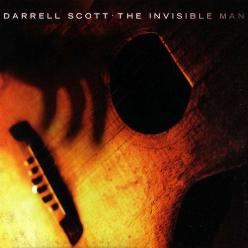 Darrell Scott - The Invisible Man (CD, Album, Dig) - USED