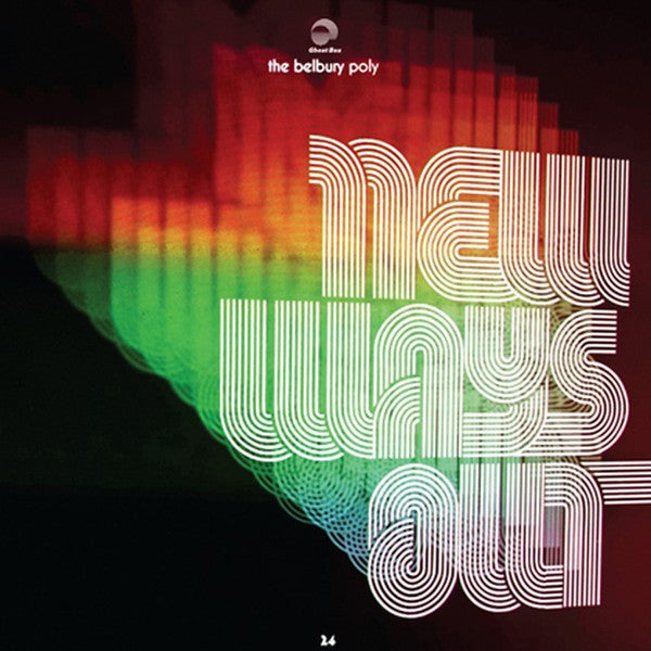 The Belbury Poly* - New Ways Out (CD) - NEW