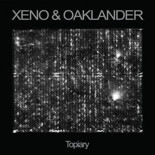 Xeno & Oaklander* - Topiary (LP, Album) - NEW