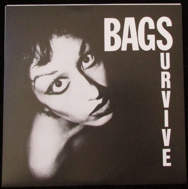 "Bags* - Survive (7"", Single, RE, RP) - USED"