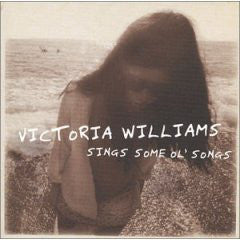 Victoria Williams - Sings Some Ol' Songs (CD, Album) - USED