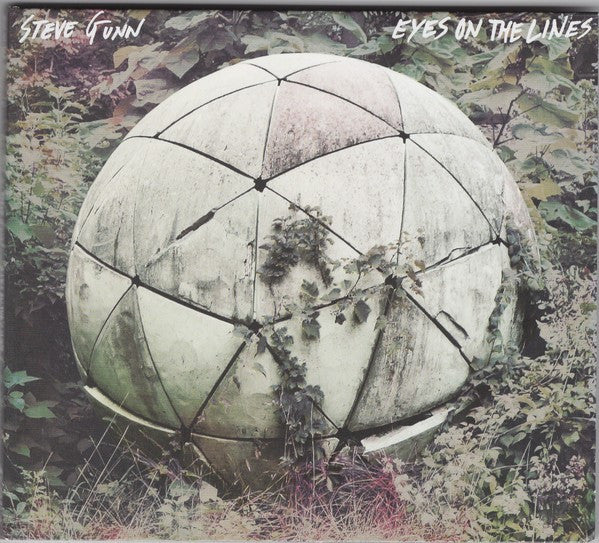 Steve Gunn - Eyes On The Lines (CD, Album, Dig) - NEW