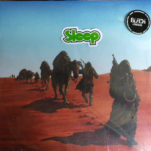 Sleep - Dopesmoker (2xLP, Album, RE, RM, RP) - NEW