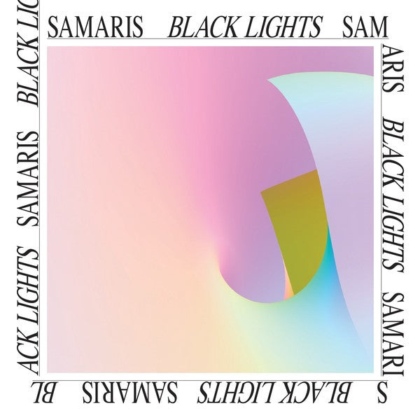 Samaris - Black Lights (LP, Album) - NEW