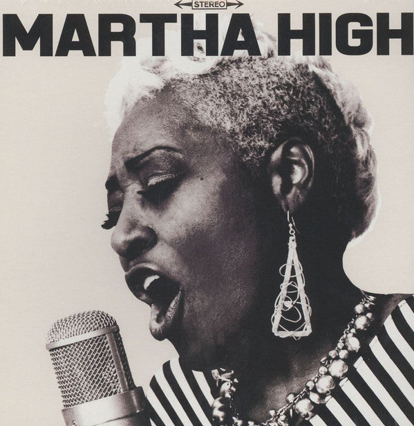 Martha High - Singing For The Good Times (LP, Album) - NEW