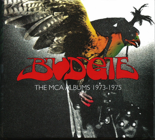 Budgie - The MCA Albums 1973-1975 (CD, Album, RE + CD, Album, RE + CD, Album, RE + Bo) - NEW