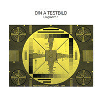 Din A Testbild - Programm 1 (LP, Album, RE) - NEW