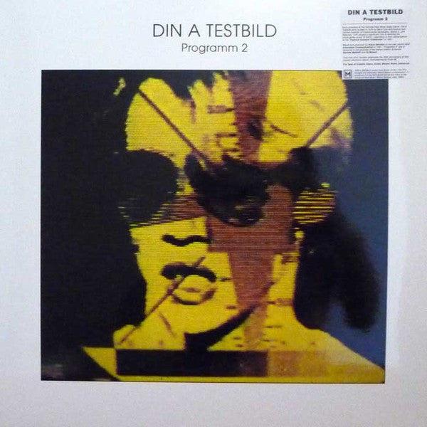 Din A Testbild - Programm 2 (LP, Album, RE) - NEW