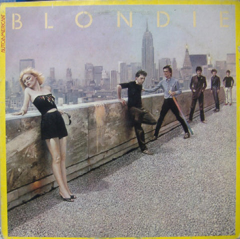 Blondie - Autoamerican (LP, Album) - USED