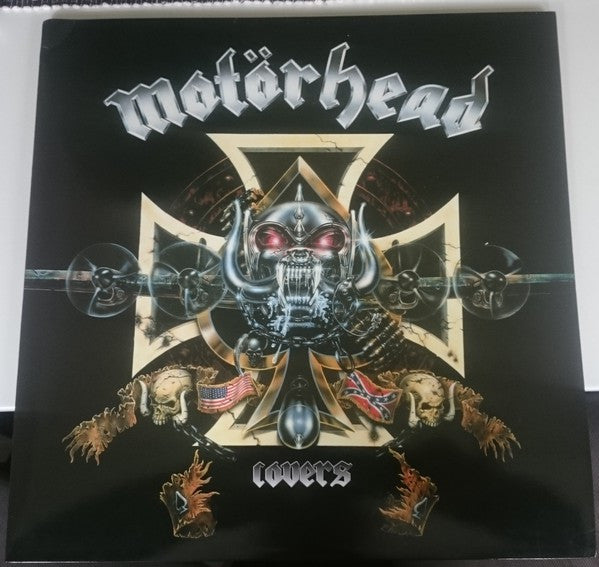 Motörhead - Covers (LP, Promo, Unofficial) - NEW