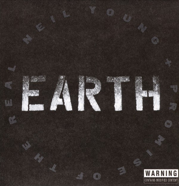 Neil Young + Promise Of The Real - Earth (2xCD, Album) - NEW