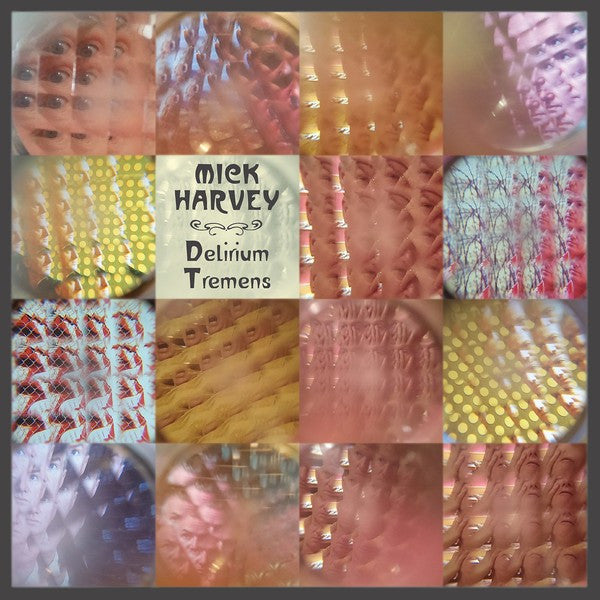 Mick Harvey - Delirium Tremens (LP, Album) - NEW