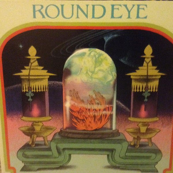 Round Eye - Round Eye (LP, Gre) - NEW