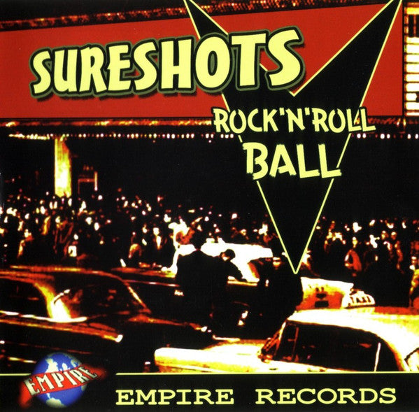The Sureshots - Rock 'N' Roll Ball (CD, Album) - USED