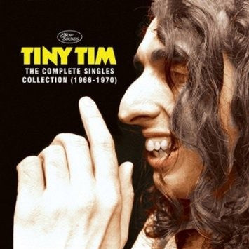 Tiny Tim - The Complete Singles Collection (1966-1970) (CD, Comp, Mono) - NEW