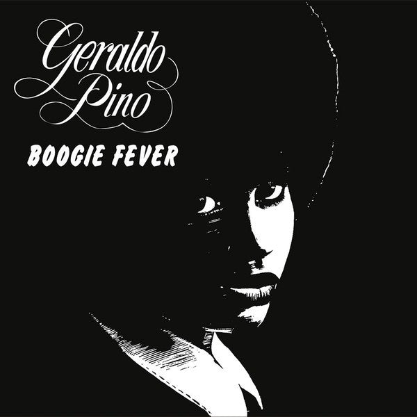 Geraldo Pino - Boogie Fever (CD, Album, RE) - NEW