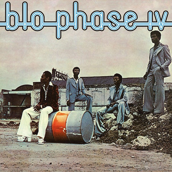 Blo - Phase IV (LP, Album, RE) - NEW