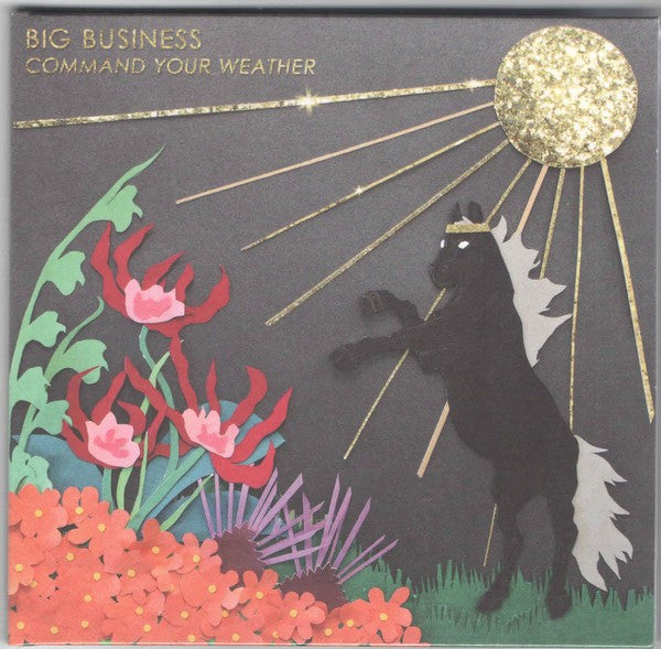 Big Business - Command Your Weather (CD, Album) - NEW