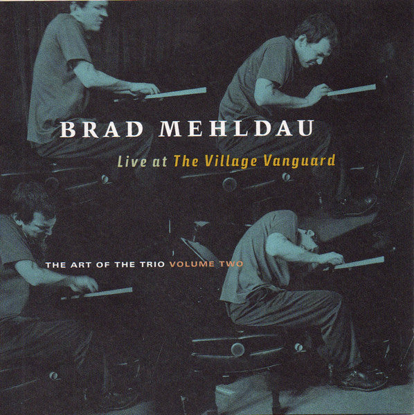 Brad Mehldau - Live At The Village Vanguard - The Art Of The Trio Volume Two (CD, Album) - USED