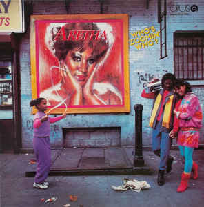 Aretha Franklin - Who's Zoomin' Who? (LP, Album) - USED
