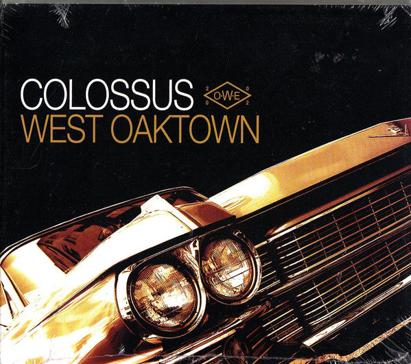 Colossus - West Oaktown (2xCD, Album, Dig) - NEW