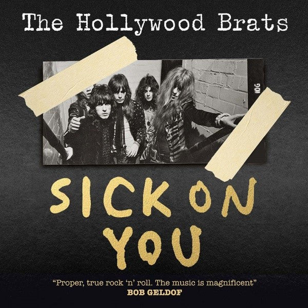 The Hollywood Brats* - Sick On You (2xCD, Album, Comp) - NEW