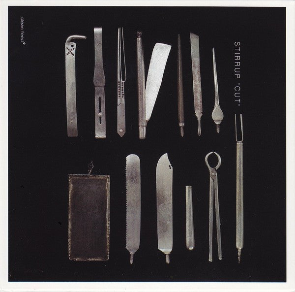 Stirrup (2) - Cut (CD, Album) - NEW