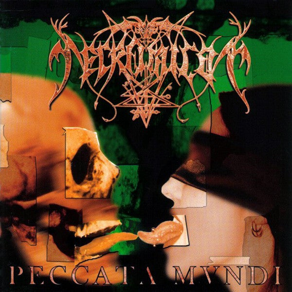 Necromicon - Peccata Mundi (CD, Album) - USED