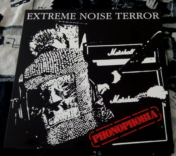 "Extreme Noise Terror - Phonophobia (12"", RE) - NEW"