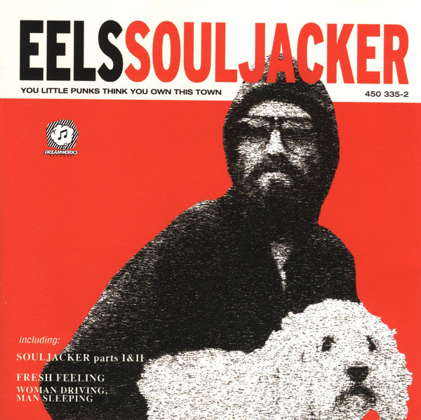 Eels - Souljacker (CD, Album) - NEW