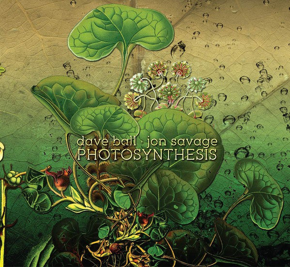 Dave Ball • Jon Savage (4) - Photosynthesis (CD, Album) - NEW
