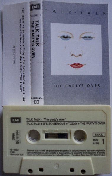 Talk Talk - The Party's Over (Cass, Album) - USED