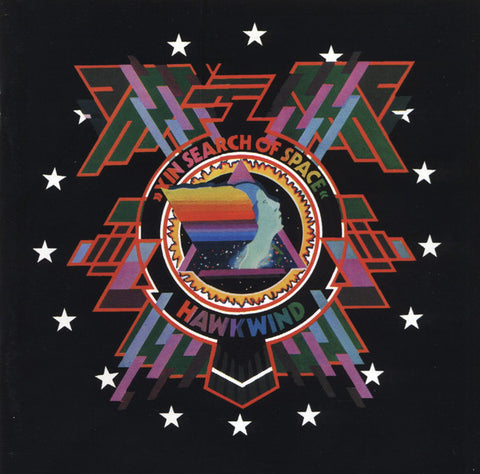 Hawkwind - X In Search Of Space (CD, Album, RE, RM, RP) - USED