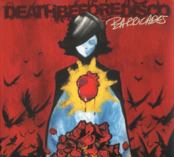 Death Before Disco (2) - Barricades (CD, Album) - USED