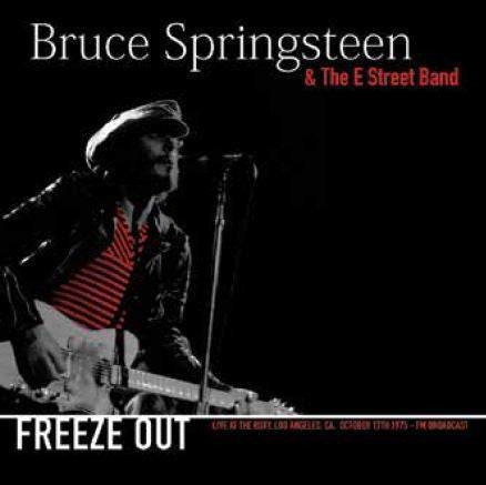 Bruce Springsteen & The E-Street Band - Freeze Out (LP, Ltd, Unofficial) - NEW