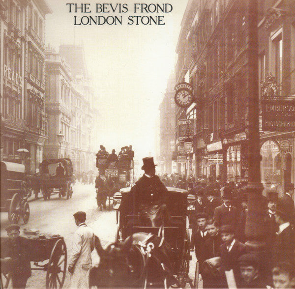 The Bevis Frond - London Stone (CD, Album, RE, Dig) - NEW