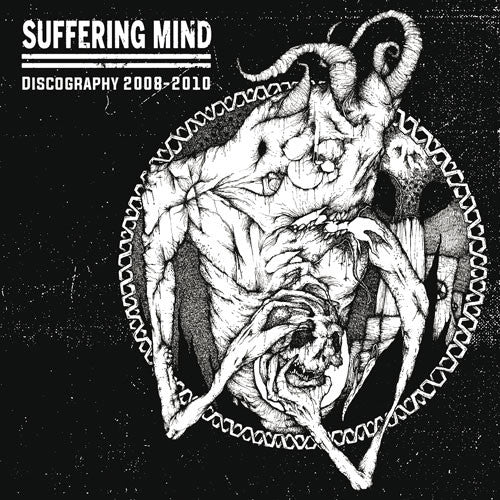 Suffering Mind - Discography 2008-2010 (CD, Comp) - NEW