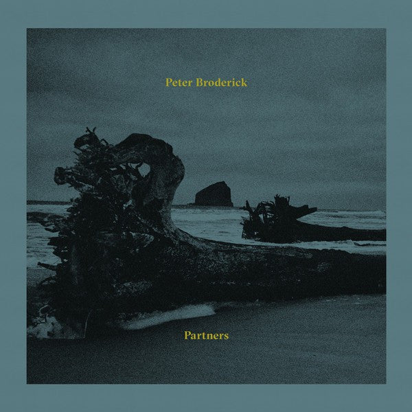 Peter Broderick - Partners (CD, Album) - NEW