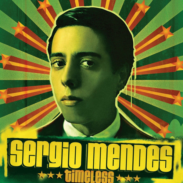 Sergio Mendes* - Timeless (CD, Album) - USED