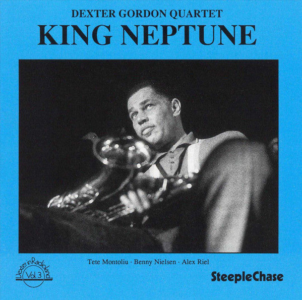 Dexter Gordon Quartet - King Neptune (CD, Album, RE) - USED