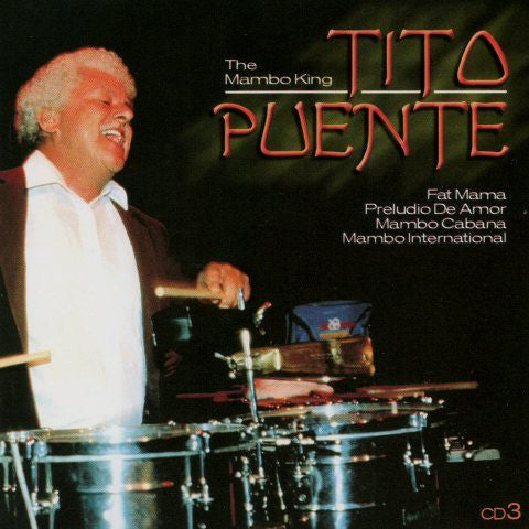 Tito Puente - The Mambo King Vol. 3 (CD, Album, Comp) - USED