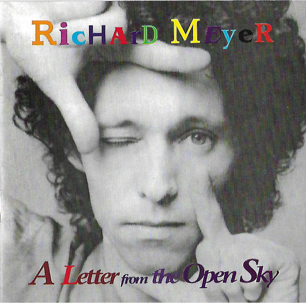 Richard Meyer - A Letter From The Open Sky (CD, Album) - USED