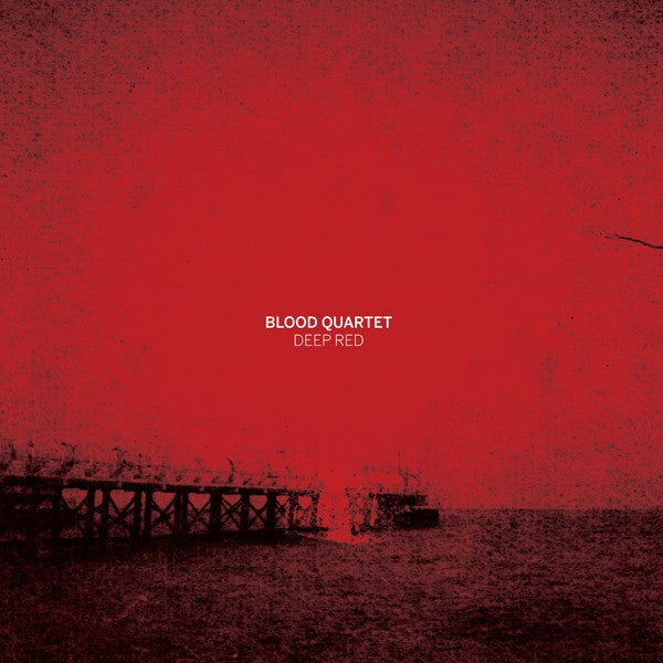 Blood Quartet - Deep Red (LP, Album, Ltd, Blo) - NEW