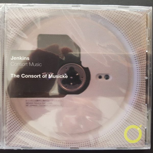 John Jenkins (5), The Consort Of Musicke, Trevor Jones (4) - Consort Music (CD) - NEW